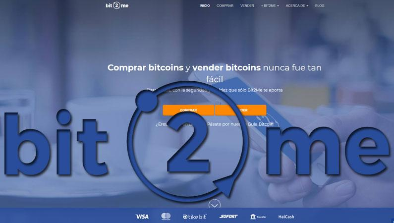 bit2me, comprar y vender Bitcoin en España de forma segura y rápida