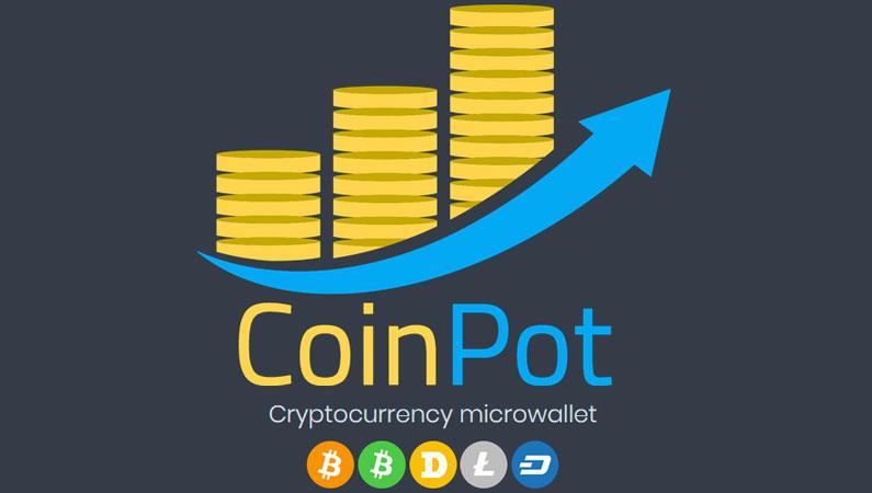 CoinPot, micro wallet para faucets de Bitcoin, Bitcoin Cash, Dash, Litecoin y Dogecoin