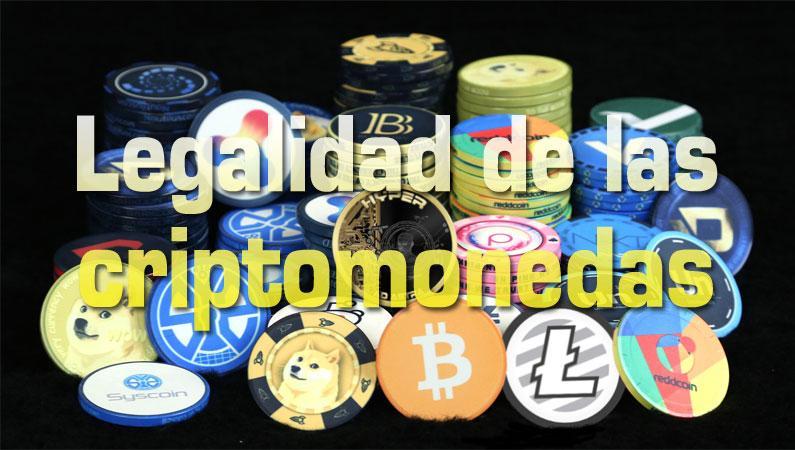 Legalidad de las criptomonedas, impuestos y temas a tener en cuenta
