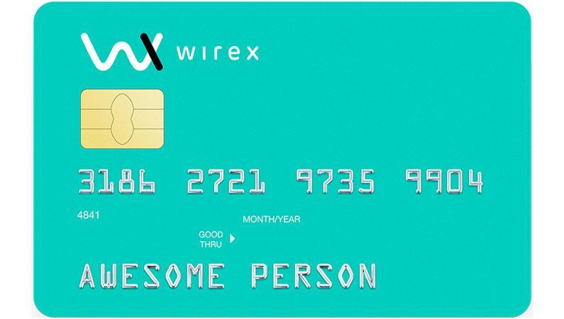 Tarjeta Wirex sin contacto para retirar tus Bitcoin en cualquier cajero ATM