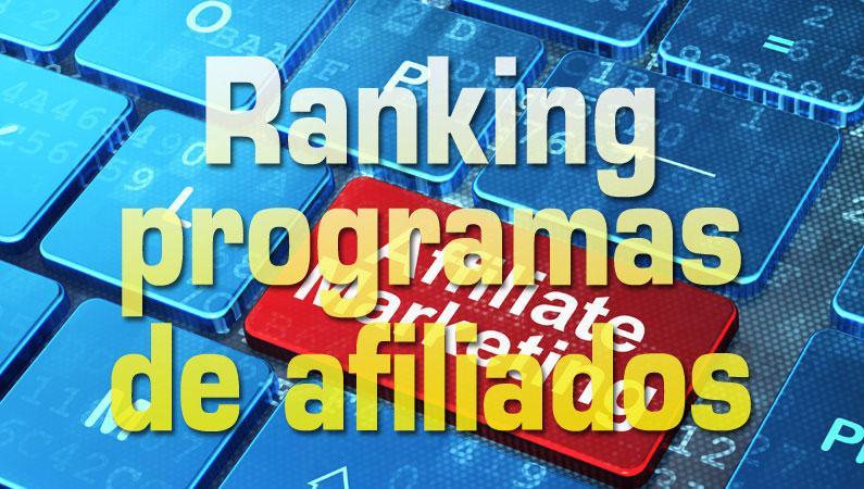 Ranking programas de afiliados rentables en España