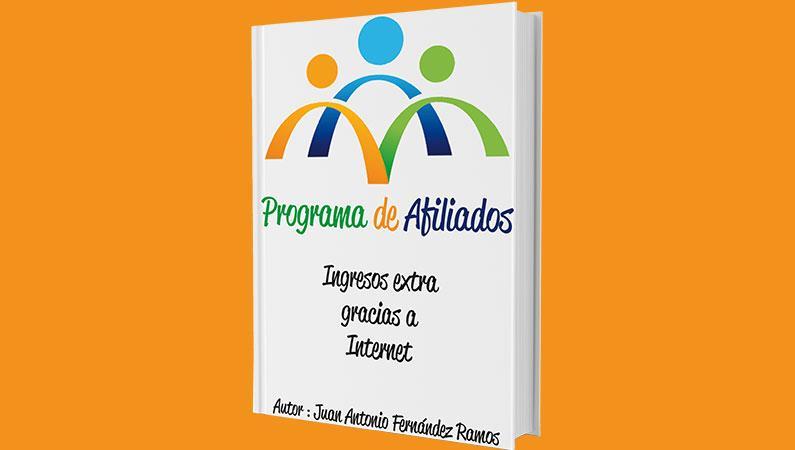 Libro programa de afiliados, gratis hasta el 13/05, nuevo lanzamiento