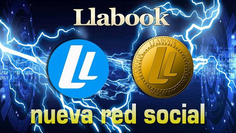Llabook review, esta red social te regala 10 monedas por cada referido
