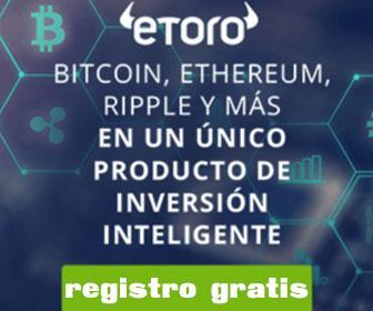 Bitcoin en eToro