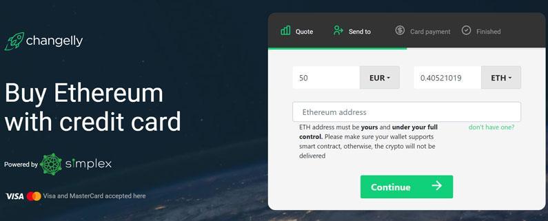 comprar ethereum con euros
