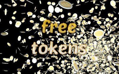 Free tokens. ICOS, tokens y airdrops gratis