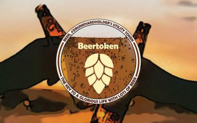 Beertoken #drunkhardholders's utility token