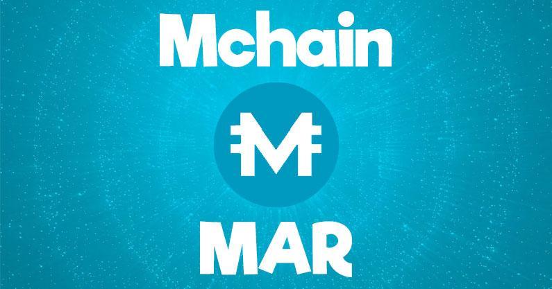 Mchain Blockchain y MAR