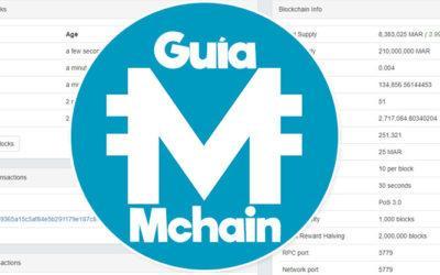 Guía Mchain, todo lo que puedes hacer en MarbellaChain