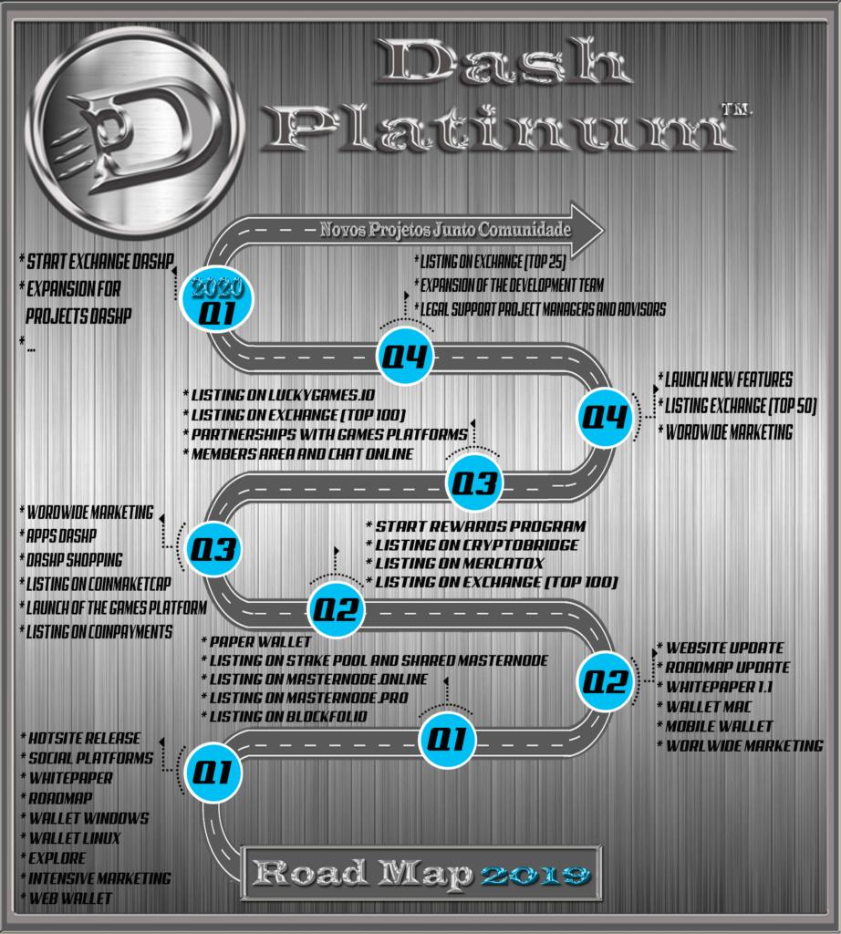 dash platinum roadmap