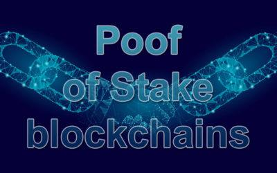 Proof of Stake blockchains