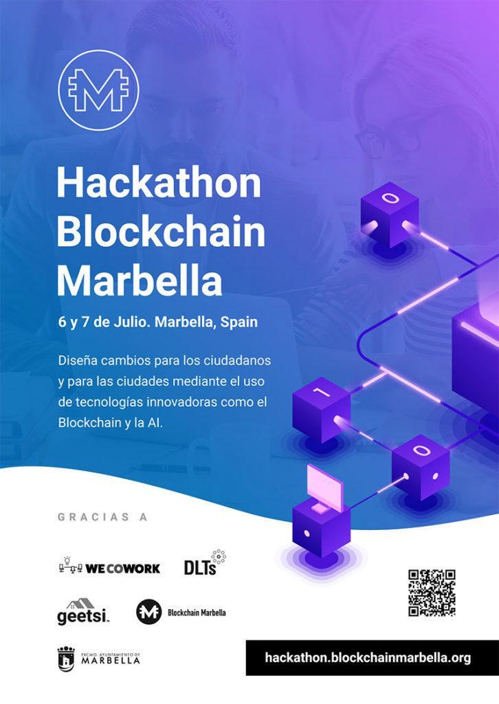 hackathon blockchain marbella 2019