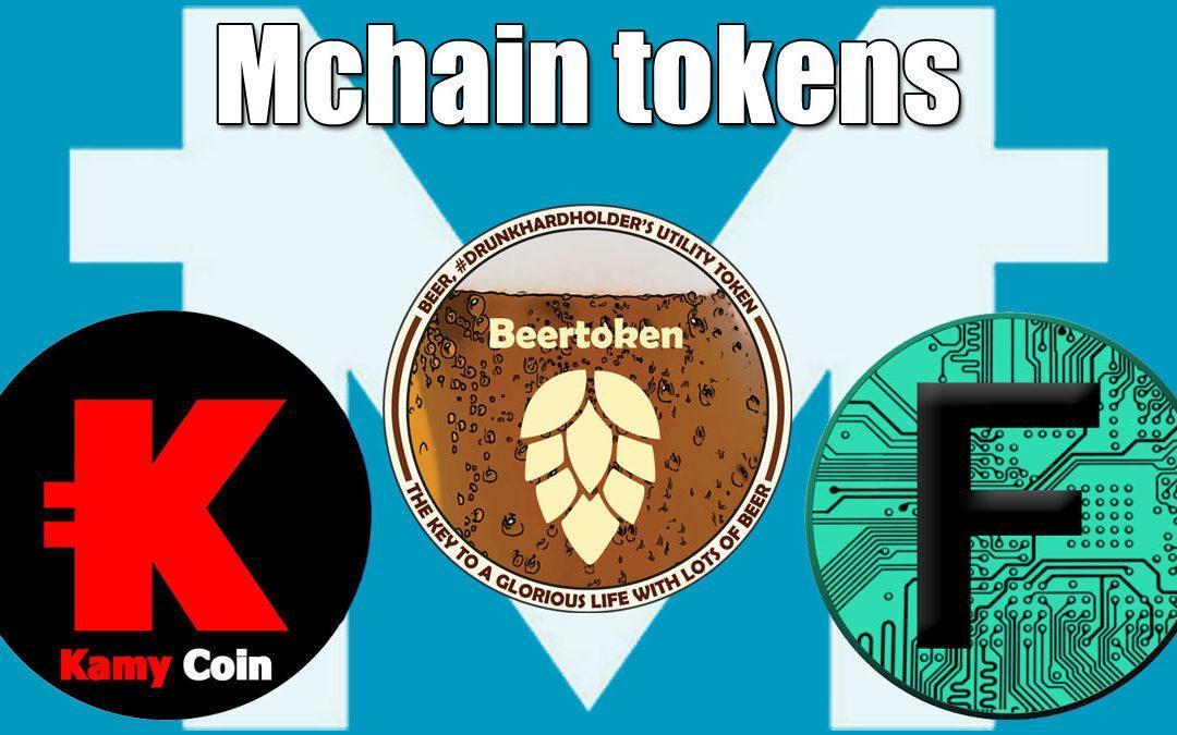 Mchain tokens