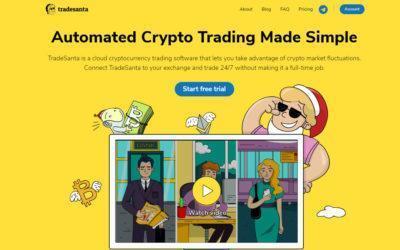 Trade santa cryto trading bot