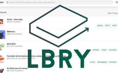 Lbry copyright y cómo sacar más beneficios a su coin
