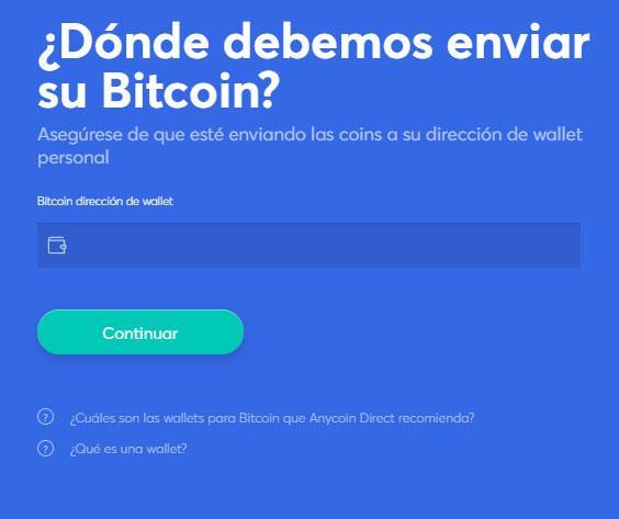 wallet de bitcoin