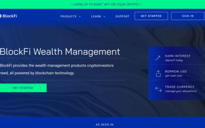 BlockFi, el banco del futuro ya está aquí
