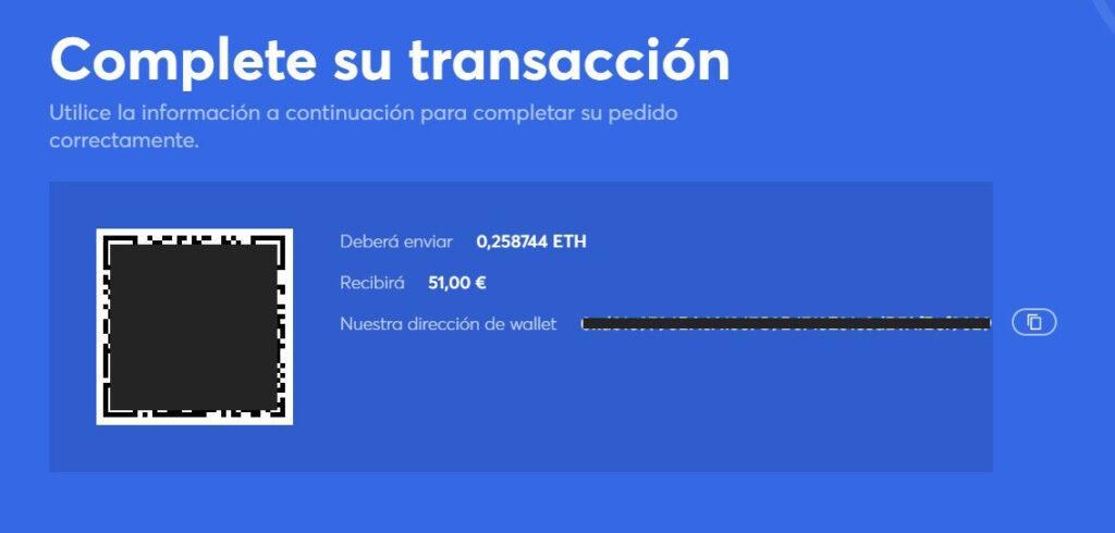 vender criptomonedas en anycoin direct