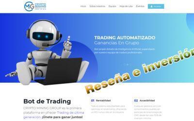 CryptoMiningGroup, trading bots