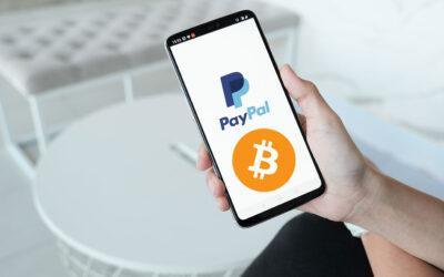 PayPal acepta criptomonedas